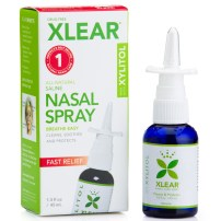 xclear_nasal spray